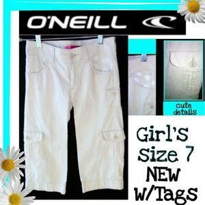 Girl's O'Neill Capri Beach Pants